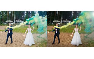 Wedding Photo Retouching Services